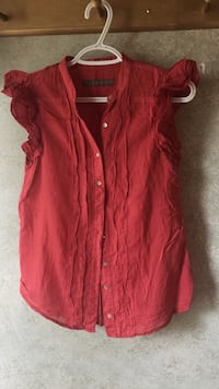 Clearance Zara cotton top Mississauga, L4X 2C8