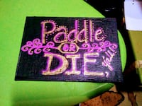 Painting signs... Ware Shoals, 29692