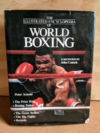 The illustrated encyclopedia of world boxing