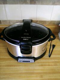 Stay or go stainless steel slow cooker Seymour, 37865