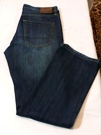 black denim straight cut jeans Mississauga, L5N 1W2