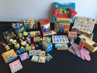 Baby plush and wooden toys, clean  Smithfield, 02917