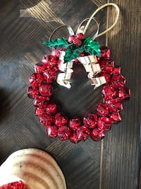 red and green floral wreath Regina, S4W 0L6