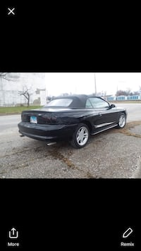 Ford - Mustang - 1994 680 mi