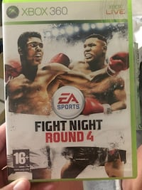 Jeux xbox 370 Fight night 4