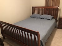 Queen bed frame PPU Frederick, 21701