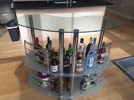 Home bar for sale. Moving and need to sell!!!