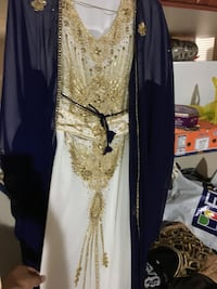 Brand new beaded Moroccan  dress Vancouver, V5W