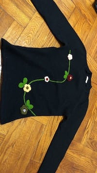European handmade sweater! European size 1!