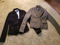 American Eagle jackets size small and xs Omaha, 68164