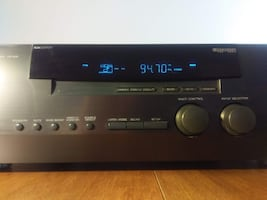 Kenwood VR-306 Audio Video Surround Receiver Stereo