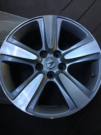 2012 Acura MDX rims set of 4 mint condition  Dumfries, 22025