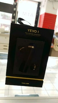 YEVO 1 true wireless headphones  Toronto, M5A 2G7