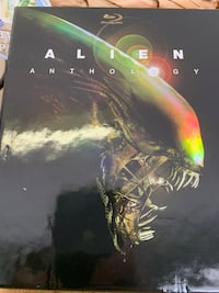 Aliens Anthology blue ray collection  Las Vegas, 89141