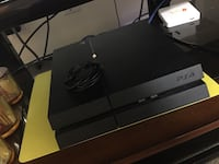 Gently used ps4 for sale.