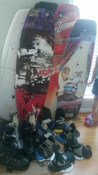 5 Wakeboards & Boots Tall Timbers, MD 20690, USA