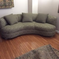 Sofa set of two Vaughan, L4J 7V3