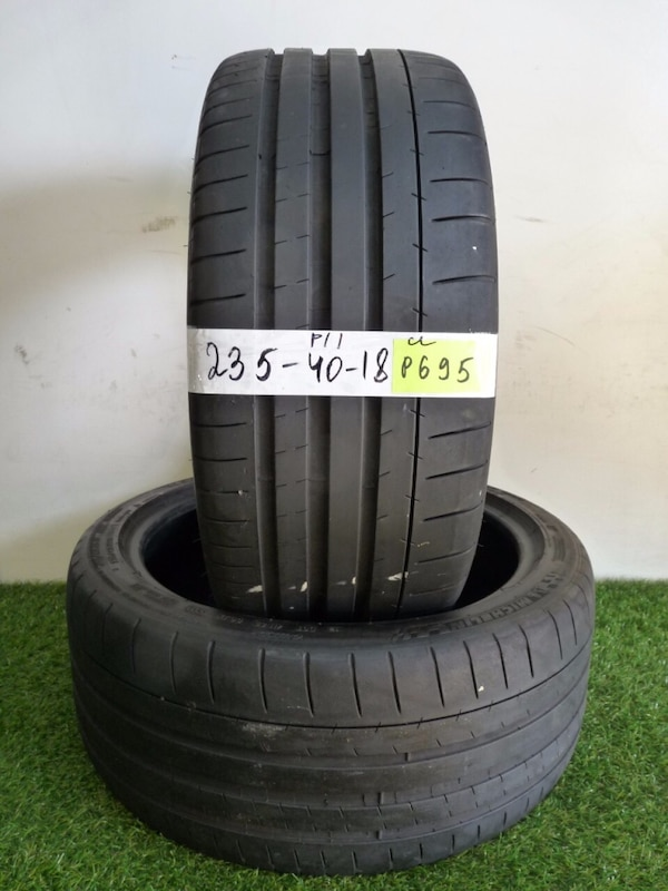 Used Tires Orlando >> Used 235 40 18 Michelin Pilot Super Sport 2 Used Tires 70 Life For