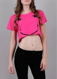 New with tags size small crop top Fair Oaks, 95628