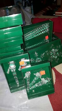 19 unopened boxes of tree ornaments  Monroeville, 15146