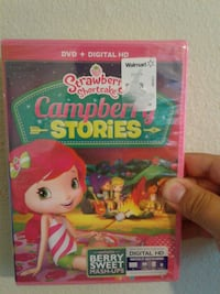 Strawberry Shortcake Campberry Stories DVD Movie   Ontario, 91764