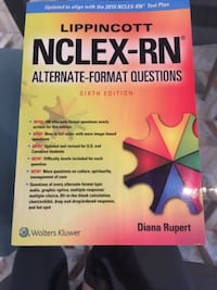 NCLEX Alternate Format Questions  Falls Church