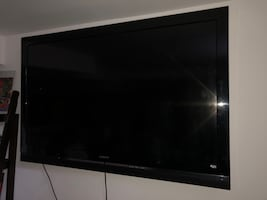 "Sony 52"" TV, HD 1080p"