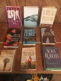 All books $5.00 each Zanesville, 43701