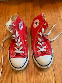 Converse high tops size 3 Frederick, 21701
