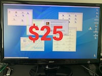 Acer LCD Monitor New York, 10018