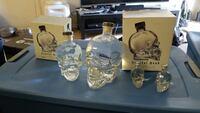 Crystal head skulls  Coral Springs, 33071