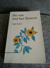 The Sun and her flowers poetry book  Mississauga, L5M 1E4