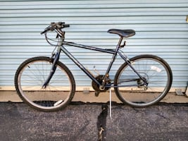 18 Speed Rivers Edge bicycle
