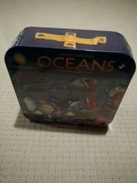 Oceans puzzle and fact book West University Place, 77005