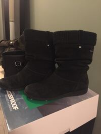 Used winter boots for ladies- size 9 Mississauga, L5W 1Z4
