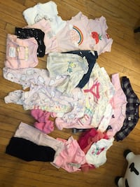 Lot of baby clothes 3-6 month