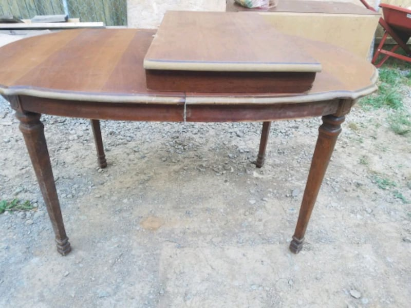 Dining Table-Mid Century 0