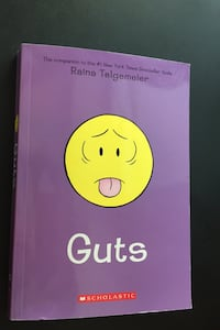 The guts book