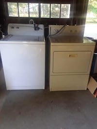 Washer and Dryer works great Woodbine, 08270