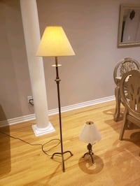Lamp (floor and side table)