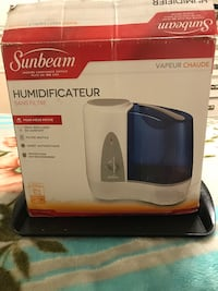 Humidifier free filter