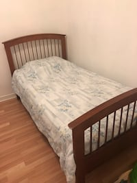 Single bed for sale  Montreal, H1E 6W7