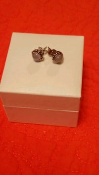 Authentic Pandora earrings. New. Price is firm.  543 km