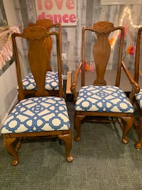 6 dining chairs Bethesda, 20814