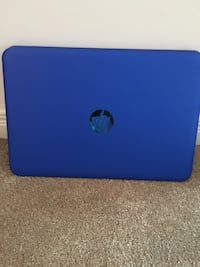 Blue HP streaming laptop  Clarington, L1C 3K6