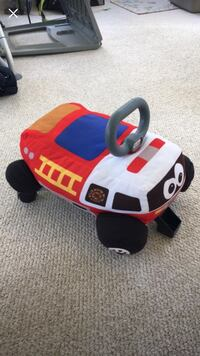 white, red, and black car toy Gaithersburg, 20882