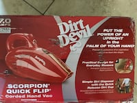 Dirt devil scorpion Las Vegas, 89129