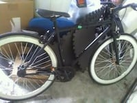 black and gray hardtail bike Austin, 78753