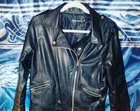 Faux leather jacket  Long Beach, 39560