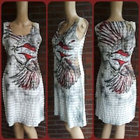 Ronni Nicole Limited Edition Graphic Tank Dress!